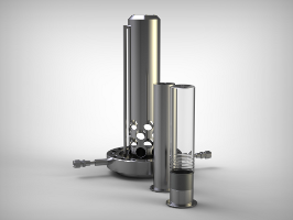 3F PIC Series Quadrupoles; specialist gas analysis system for fast event UHV studies