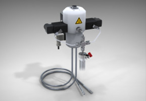 A compact bench-top system for real time gas and vapour analysis