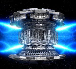 Tokamak Plasma Fusion Reactor