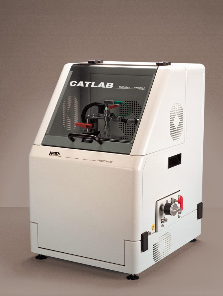 Hiden CATLAB System for Catalyst Characterisation