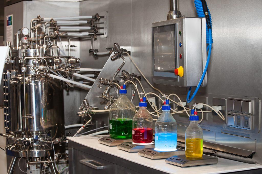 Fermentation Gas Analyzer