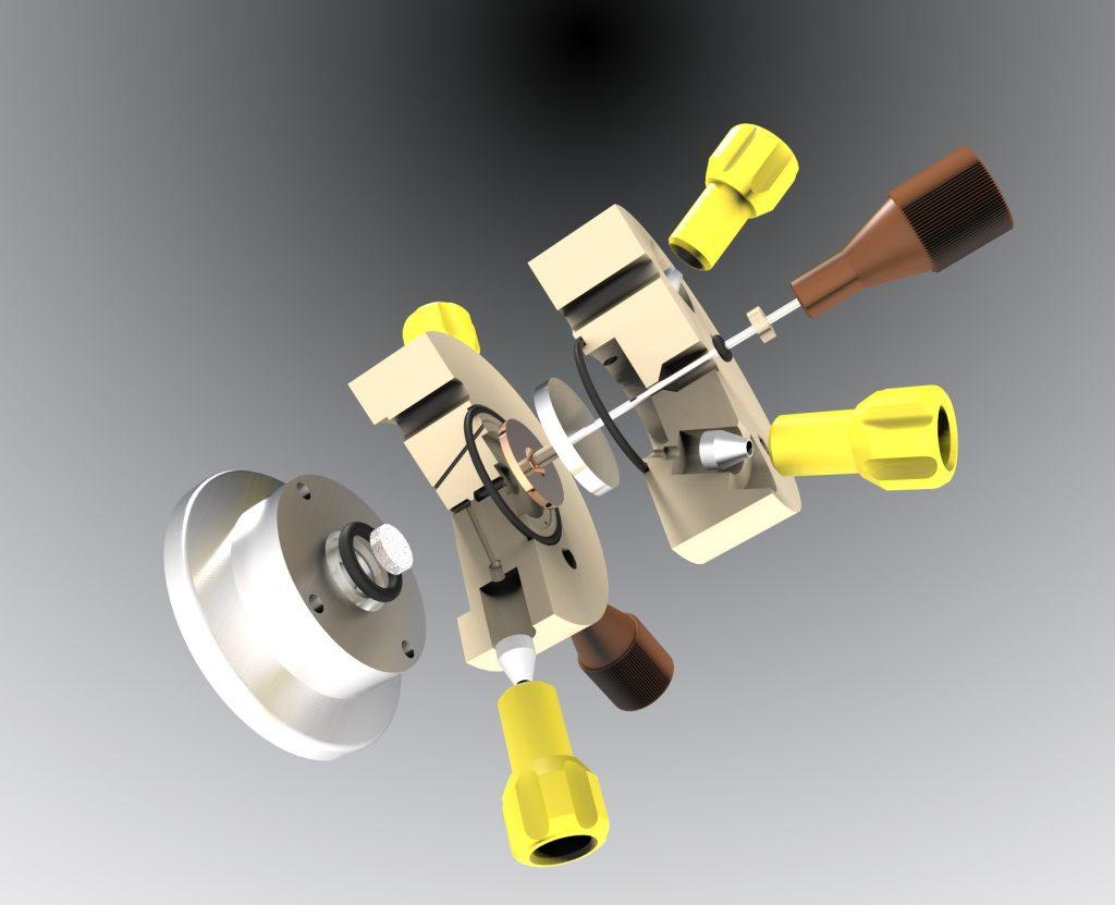 DEMS Cell mass spectrometer