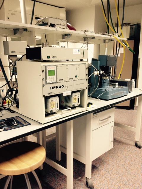 Hiden HPR-20 QIC in the Lab AP0852