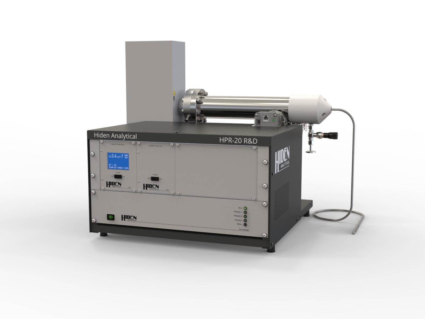 HPR-20 R&D Grey Side