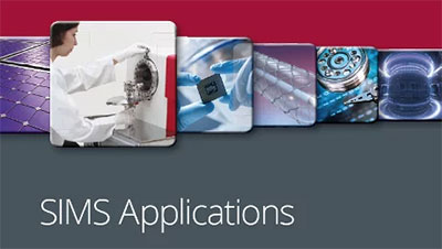 New SIMS Applications Catalogue