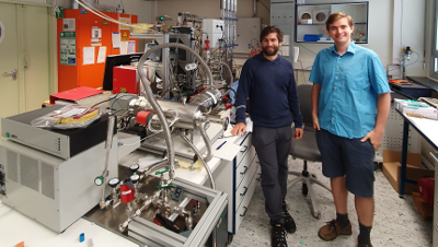 DLS-20 Installed at KIT – Karlsruhe Institute of Technology